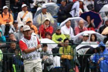 室田淳は1アンダー・45位タイ発進(写真は2017年「日本オープン」)(撮影:鈴木祥)