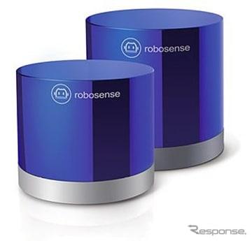 RoboSense 3D-LiDAR