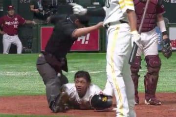 4安打に好走塁と大活躍したソフトバンク・今宮健太【画像:(C)PLM】