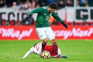 メキシコ代表のベラ photo/Getty Images
