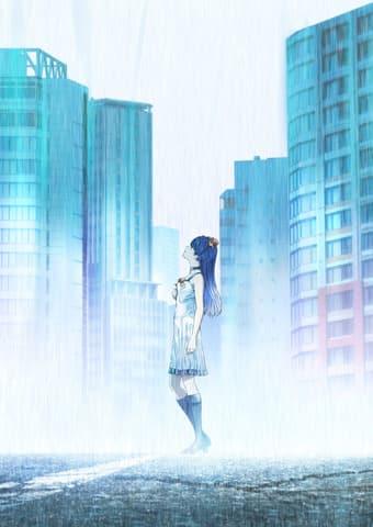 テレビアニメ「消滅都市」のティザービジュアル(C)Wright Flyer Studios/消滅都市製作委員会