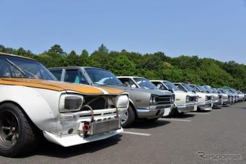 第6回 昭和の車を守る集い