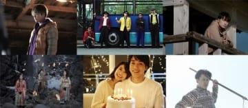 六つの予告編映像が公開された映画「ウタモノガタリ-CINEMA FIGHTERS project-」(C)2018 CINEMA FIGHTERS