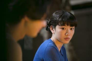NHKの連続テレビ小説「半分、青い。」第52回の一場面 (C)NHK