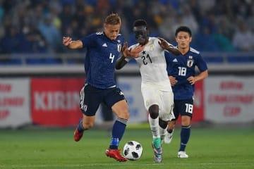 日本はボールを保持したが…… photo/Getty Images