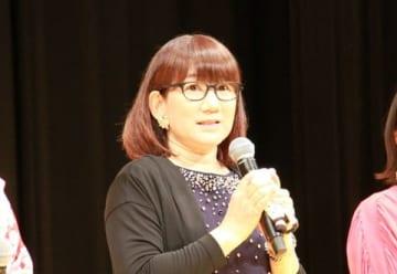 「クレヨンしんちゃん」で主人公・野原しんのすけの声優を務める矢島晶子さん
