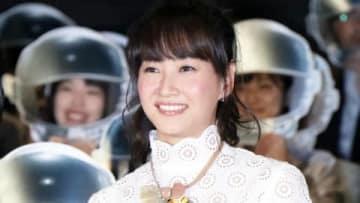 映画「ワンダー 君は太陽」のジャパンプレミアイベントに登場した藤本美貴さん