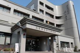 兵庫県警加古川署=加古川市平岡町新在家