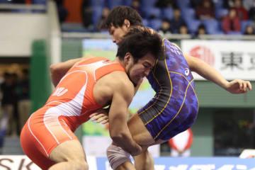 74kg級での世界選手権出場を目指す藤波勇飛