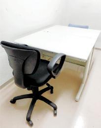 仙台市内の警察署の取調室
