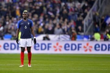フランス代表のポグバ photo/Getty Images