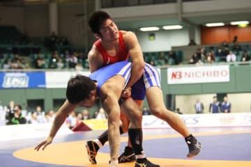 初の世界選手権出場を目指す井上智裕