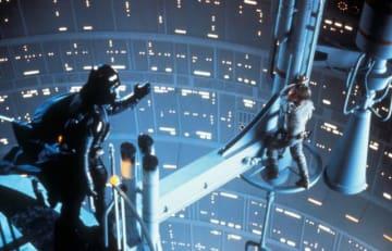 フォードさんは『スター・ウォーズ』2作品のセットを手掛けた -写真は『スター・ウォーズ/帝国の逆襲』 - Lucasfilm Ltd. / Twentieth Century Fox Film Corp. / Photofest / ゲッティ イメージス