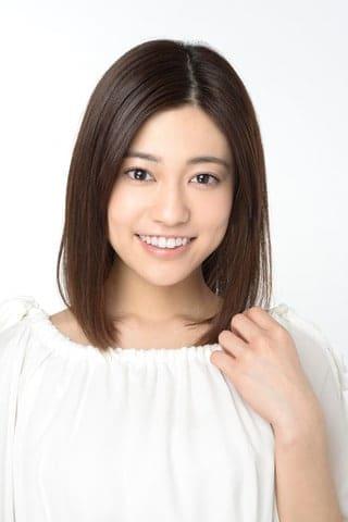 映画「初恋スケッチ~まいっちんぐマチコ先生~」で麻衣マチコを演じる大澤玲美さん