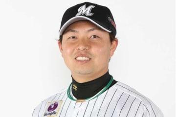 ロッテ・松永昂大【写真提供:千葉ロッテマリーンズ】