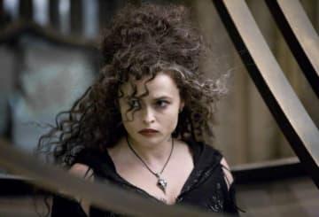 べラトリックス役も怖かった…! - 写真は『ハリー・ポッターと謎のプリンス』でのヘレナ・ボナム・カーター - Photofest / Warner Bros. Pictures / ゲッティ イメージズ