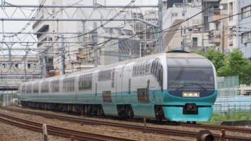 251系 特急 スーパービュー踊り子 東海道本線 品川 川崎