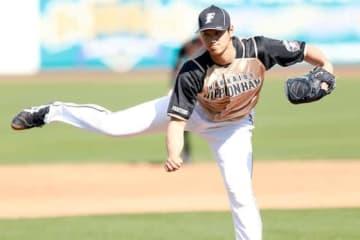 2016年には当時日本ハムの大谷がプロ野球史上最速の163キロを記録した【写真:田口有史】