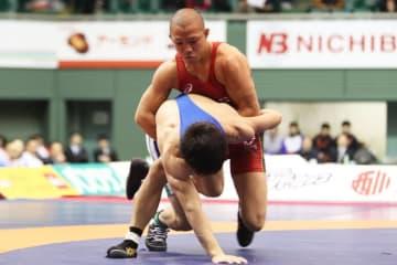 全日本王者に続き、世界選手権出場を決められるか、井ノ口崇之