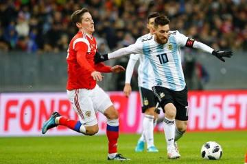 アルゼンチン代表のメッシ photo/Getty Images