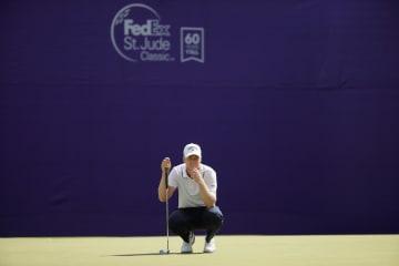 バーガーはツアー2勝だがそのどちらもこのTPCサウスウインドでの栄冠 PPhoto by Andy Lyons/Getty Images