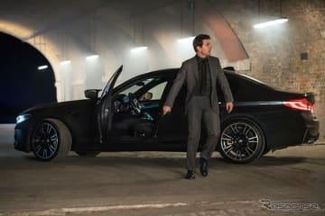 映画『ミッション:インポッシブル』最新作に起用される新型BMW M5とトム・クルーズ