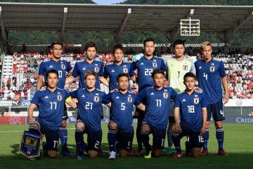 親善試合で結果が出ない日本代表 photo/Getty Images