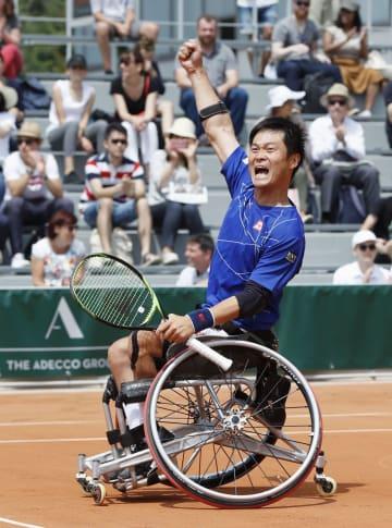 Wheelchair championship
