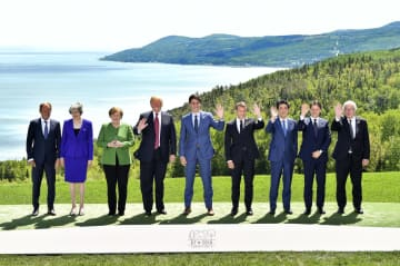 G-7 summit in Canada