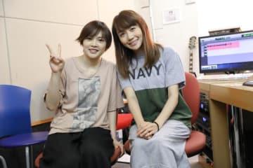 yuiさん(左)と、矢井田瞳さん