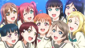 『ラブライブ!サンシャイン!! The School Idol Movie Over the Rainbow』(C)2017 プロジェクトラブライブ!サンシャイン!!