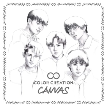 COLOR CREATION『CANVAS』