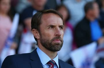 イングランド代表監督のサウスゲート photo/Getty Images