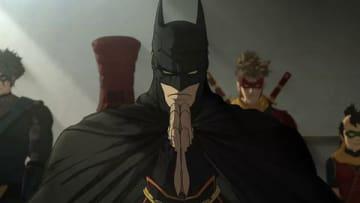 「ニンジャバットマン」の本編映像の一場面 Batman and all related characters and elements are trademarks of and (C)DC Comics. (C)Warner Bros. Japan LLC