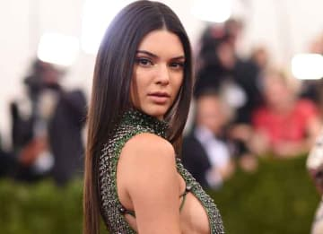 NEW YORK, NY - MAY 04: Kendall Jenner attends the 'China: Through The Looking Glass' Costume Institute Benefit Gala at the Metropolitan Museum of Art on May 4, 2015 in New York City. (Photo by Dimitrios Kambouris/Getty Images)