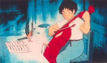 フランスのアニメ映画祭で『セロ弾きのゴーシュ』が上映 - アヌシー国際アニメーション映画祭より