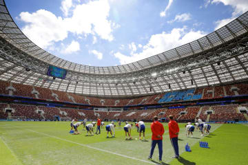 Football: Run-up to World Cup finals