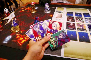 対戦ボードゲーム「Fate/Grand Order Duel 」