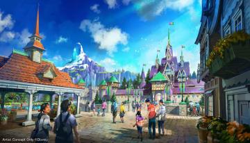 Tokyo Disney Sea's new attractions