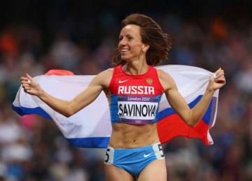 Russian Runner Mariya Savinova Stripped of Title Over Doping
