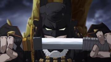 アニメ「ニンジャバットマン」の一場面 Batman and all related characters and elements are trademarks of and (C)DC Comics. (C)Warner Bros. Japan LLC