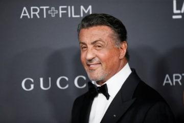 6月13日、米ロサンゼルスの検察当局は、俳優のシルヴェスター・スタローン(71)について、性的暴行の疑いで捜査を行っていると述べた。写真は2016年10月撮影 - (2018年 ロイター/Danny Moloshok)