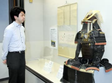 開館60周年を記念し、開催されている原敬記念館の企画展「戊辰戦争と原敬」