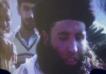 死亡した、マララさん襲撃の首謀者でイスラム武装勢力「パキスタンのタリバン運動(TTP)」指導者のファズルラ師(AP=共同)