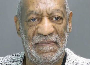 Bill Cosby's Mugshot released