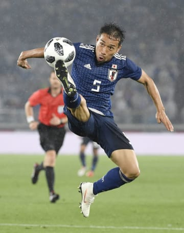 Football: Japan-Ghana friendly