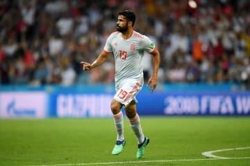 ポルトガル戦で2得点を挙げたジエゴ・コスタ photo/Getty Images
