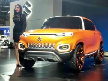Maruti Suzuki's prototype car