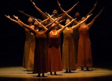 Alvin Ailey Dance Theater Wows Lincoln Center Audience Once Again