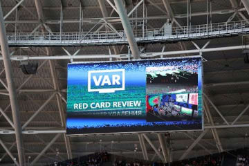 VARの効果は絶大のようだ photo/Getty Images